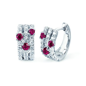 Earrings Rd V 6.51