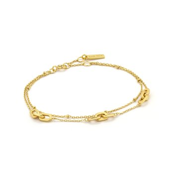 Links Double Bracelet