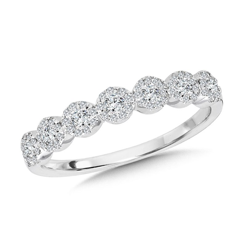 SDC Creations Diamond Halo Band