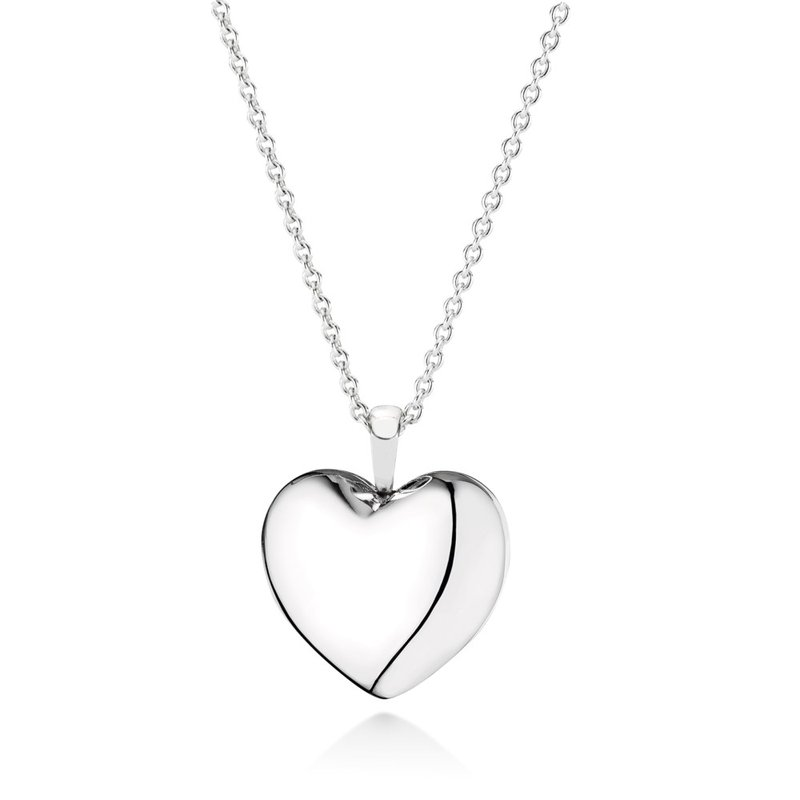 PANDORA Love Locket, Clear CZ