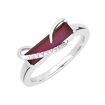 Ruby Ring-CR13123WRU