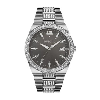 Bulova Men's Crystal