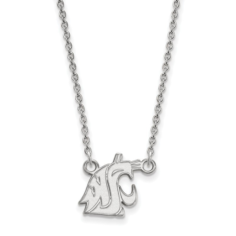 NCAA Gold Washington State University NCAA Necklace