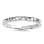Valina Wedding Band (.06 ct. tw.)