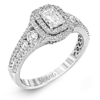 Simon G MR2590 ENGAGEMENT RING