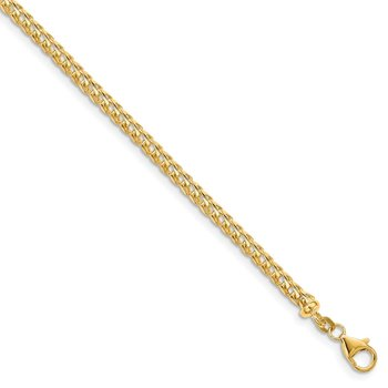 14k 3.7mm Franco Chain