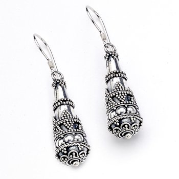 Bali Drop Earrings