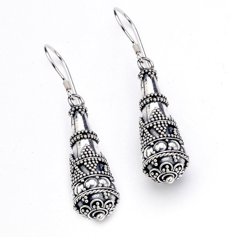 Samuel B Bali Drop Earrings