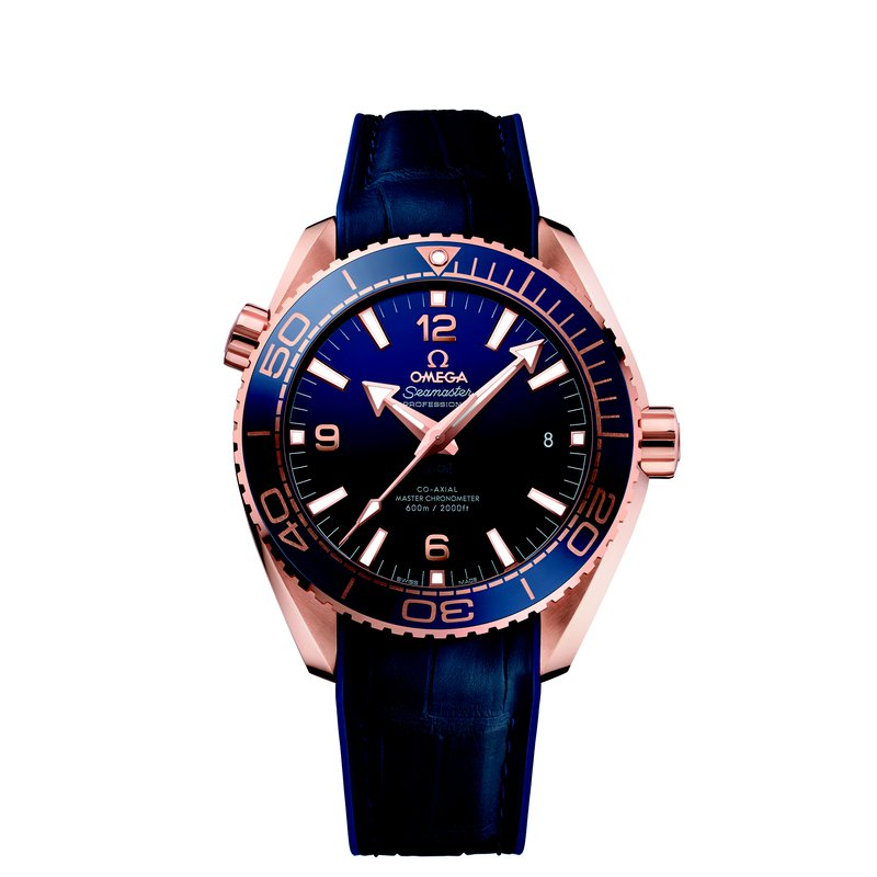 Omega Seamaster Planet Ocean 600 M Omega Co-Axial Master Chronometer