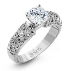 Simon G LP1582 WEDDING SET