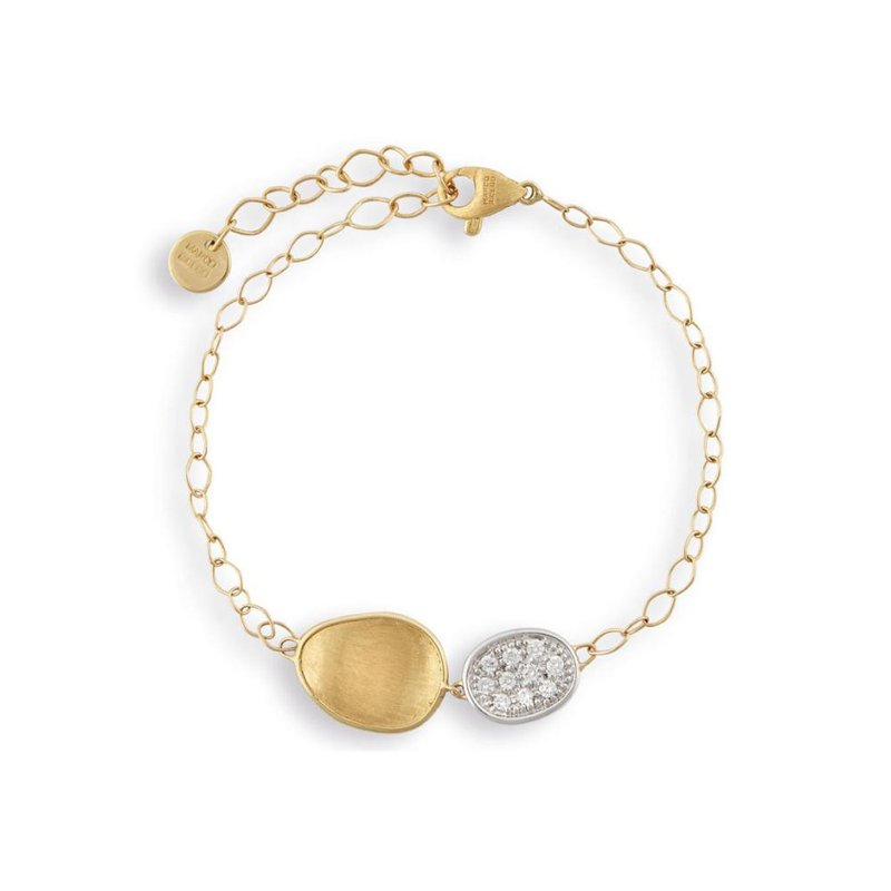 Marco Bicego Diamond Lunaria Fashion Bracelet