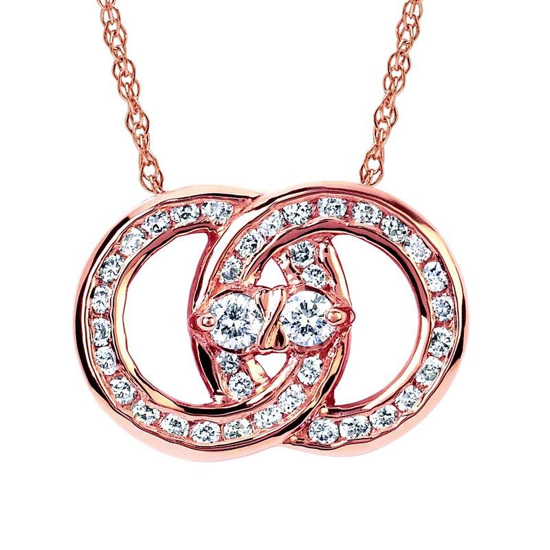 Mark Jewellers Diamond Marriage Symbol