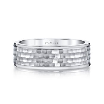 MARS Jewelry - Wedding Band G137