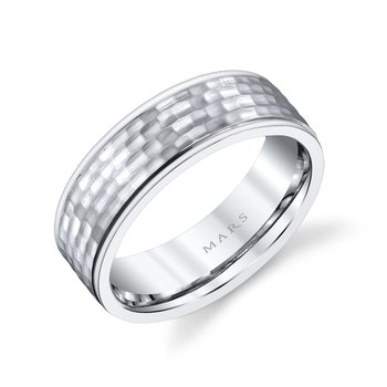 MARS G137 Men's Wedding Band