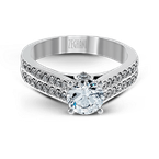 Zeghani ZR418 ENGAGEMENT RING
