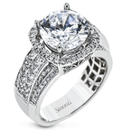 Simon G MR2097 ENGAGEMENT RING