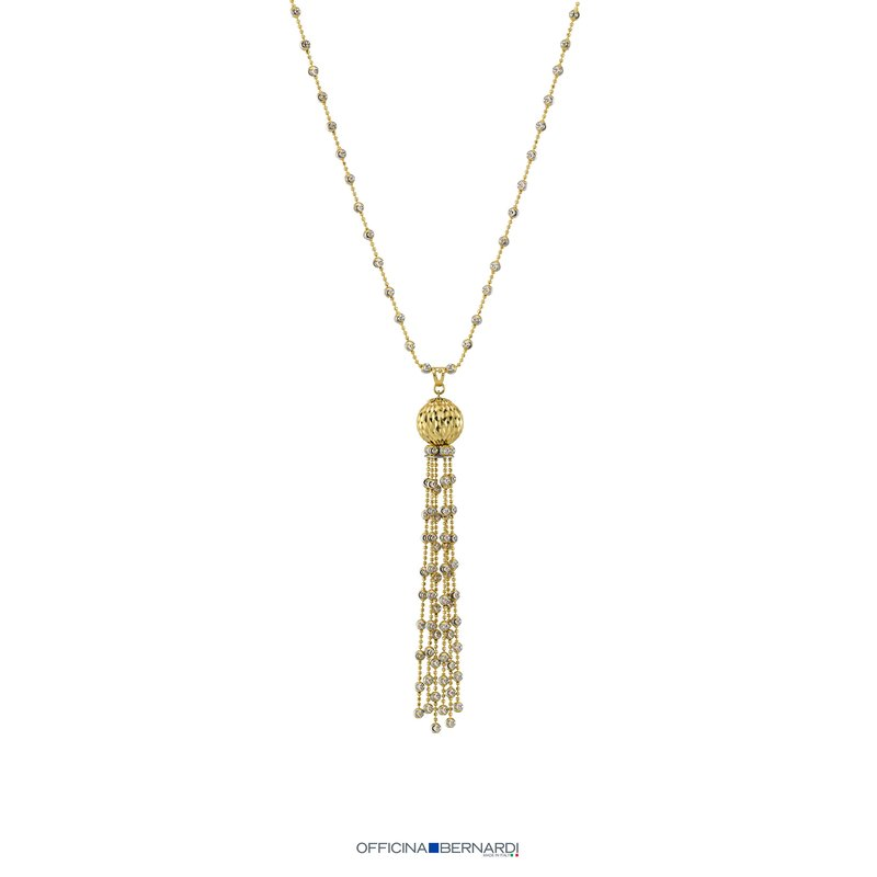 Officina Bernardi PENDANT NECK 30""