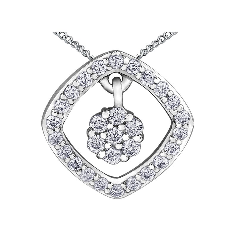 Lasting Treasures™ Diamond Pendant