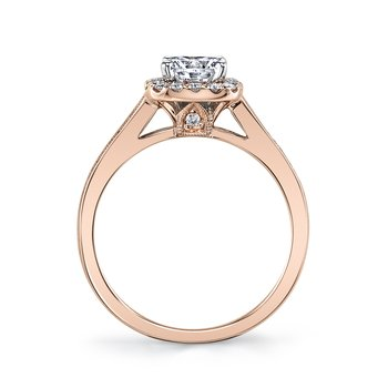 MARS Jewelry - Engagement Ring 25833
