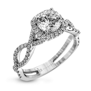 ZR629 ENGAGEMENT RING