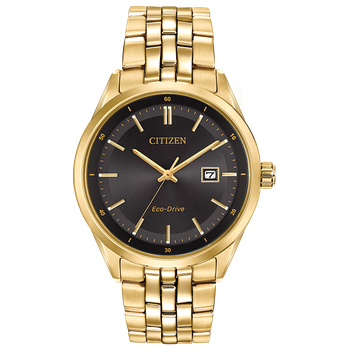 CORSO Black and Gold Watch