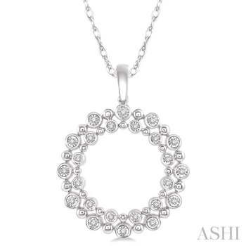 diamond fashion pendant