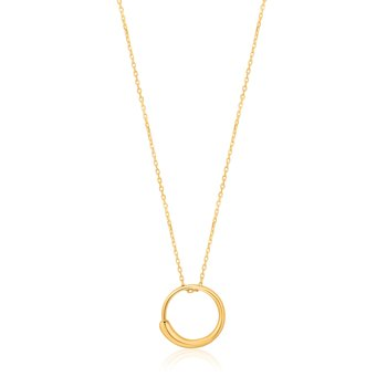 LUXE CIRCLE NECKLACE