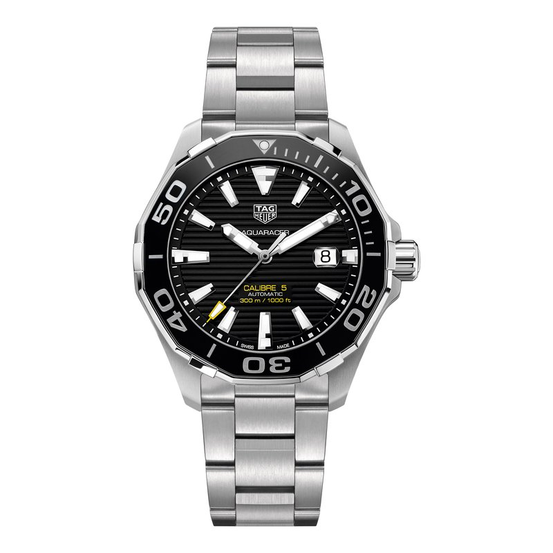 Tag Heuer Aquaracer 300M Ceramic Bezel Calibre 5 Automatic Watch