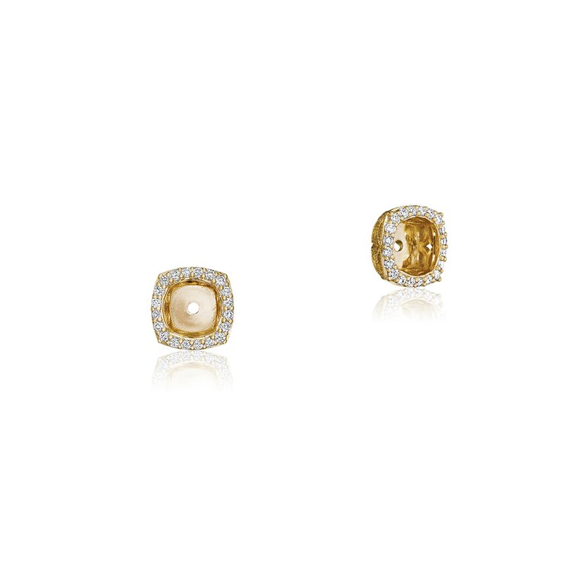TACORI Convertible Cushion Diamond Bloom