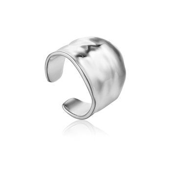 Crush Wide Adjustable Ring