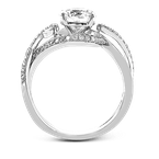 Zeghani ZR880 ENGAGEMENT RING