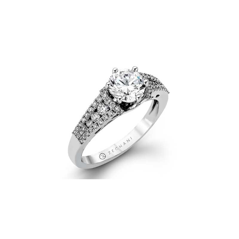 Zeghani ZR990 ENGAGEMENT RING