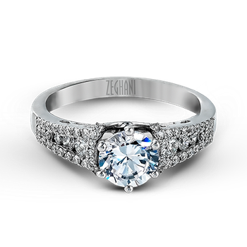 ZR990 ENGAGEMENT RING