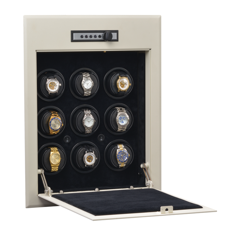 Orbita  Watch Winders Wallsafe Nine