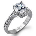Simon G DR237 ENGAGEMENT RING