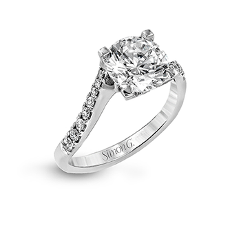 LR1000 ENGAGEMENT RING
