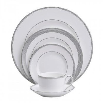 Low Imperial 5 piece plate setting