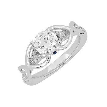 Bridal Ring-RE13328W10R