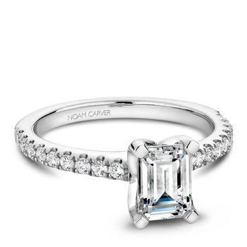 Noam Carver Fancy Engagement Ring B038-03A