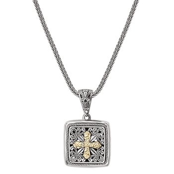 Ladies Fashion Cross Necklace