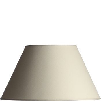 Linen Empire Shade - Sugar - 20 Inch