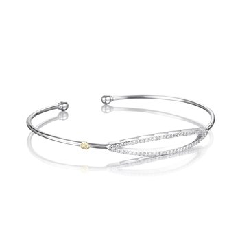 Open Surfboard Bangle