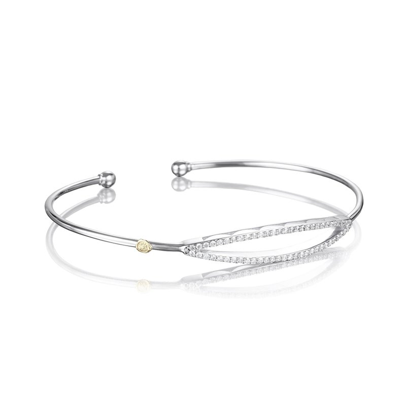 Tacori Fashion Open Surfboard Bangle