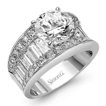 MR1922 ENGAGEMENT RING