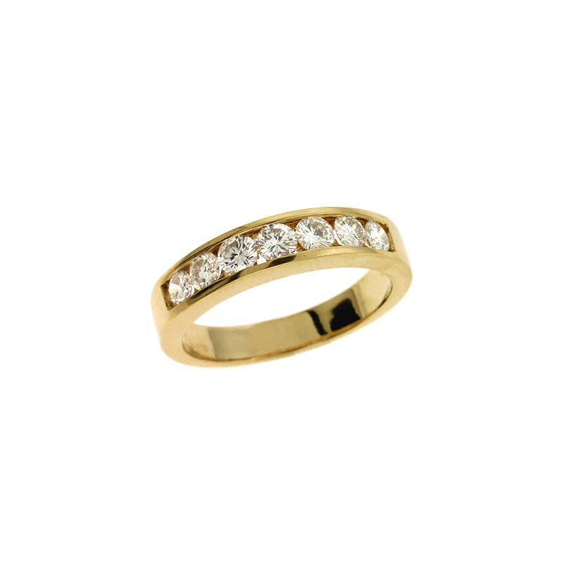 S. Kashi & Sons Bridal Diamond Band