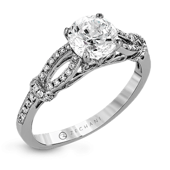 ZR1249 ENGAGEMENT RING