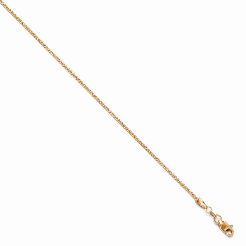 jewelry gold round chain spiga sterling necklace the chains pet