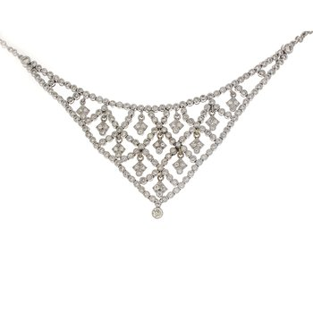 5.71 CARAT DIAMOND NECKLACE