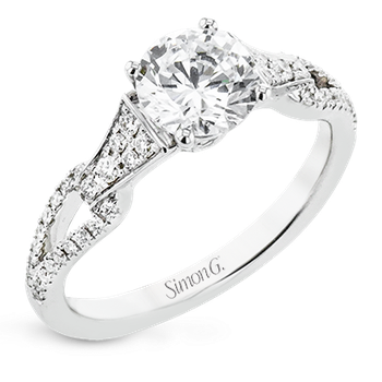 TR801 ENGAGEMENT RING