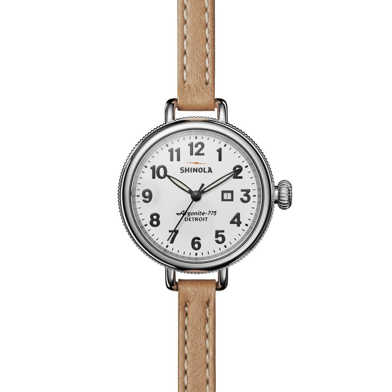Shinola Birdy Double Wrap